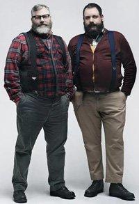 Выкройка брюк для мужчин с выступающим животом