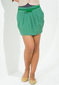 Выкройка юбки-тюльпан