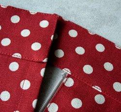 Как пришить пояс к юбке прямой