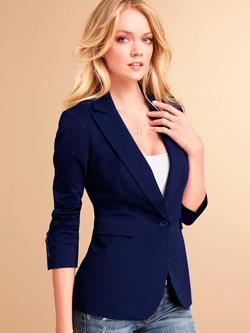 Базовая выкройка женского пиджака