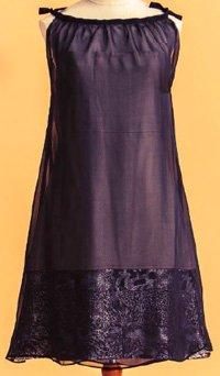 Выкройка летнего платья а-ля Шанель