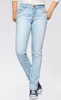 Выкройка женских джинсов
