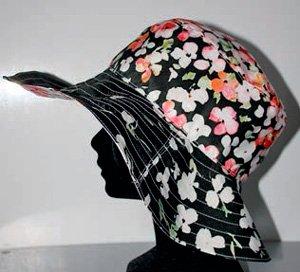 Как сшить шляпу с полями