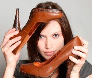 Как ухаживать за обувью весной